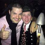Künstlerbetreuung bei Discothekenauftritten u. a. mit RTL Bauer sucht Frau Star SCHÄFER HEINRICH