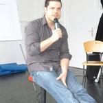Seminar / Coaching für Mikrofon- und Präsentationsberufe