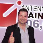 Sprecher Station Voice von Radio Antenne Mainz 2011-2013
