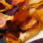 mixed root chips