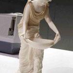 Maquette d'une Vestale de la Fontaine de Macao