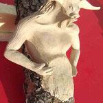 """Maquette du personnage """"Grosspeur"""" - Bois des Lutins"""