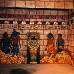 """""""Le Trésor du Pharaon"""" - Metz - La Salle du Trésor"""