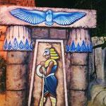 """""""Le Trésor du Pharaon"""" - La porte d'Horus"""