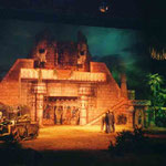"""Scène de Théâtre - """"Le Trésor du Pharaon"""" - Metz"""