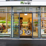 m-way Shop aussen. Foto © m-way ag