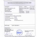 Verfahrensprüfung nach EN ISO 14555 (Hubzündungs-Bolzenschneiden mit Keramikring)