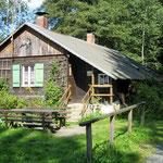 Idyllisch gelegenes Ferienhaus im Oberpfälzer Wald