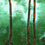 Zauberbäume grün