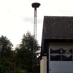 Nest in Velstove (Foto: Volkmann)