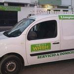 Service wash Tenerife unidad movil