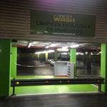 Service wash Linares parking ayuntamiento