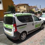 Service wash unidad movil Jaén