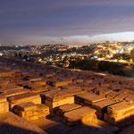 2014: Jerusalem - der größte jüdische Friedhof der Welt