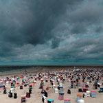 2010: Der Anflug von schwerem Wetter auf Borkum