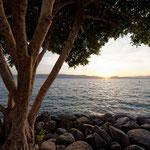 2014: Abendstimmung am See Genezareth