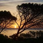 2017: Sonnenaufgang auf Sardinien
