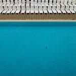 2010: Toscana: Der Pool ist angerichtet