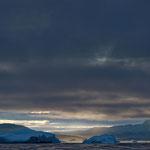 2018: Mit dem Boot unterwegs in Grönland