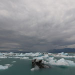 2015: Gletschersee Jökulsarlon auf Island