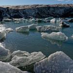 2018: Vor dem Inlandeis in Grönland