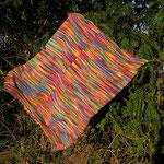 Sofadecke aus ökologischer Wolle