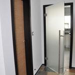 ...oder auch andere Türen, je nach Geschmack...