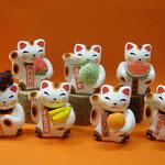 【フルーツ招き猫】TC−11