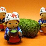 【茶摘み人形】