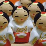 【あわしまさま】1,000円(税別)※門司淡島神社で授与されますが工房でも受け付けます。