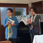 世界祈祷週間 世界宣教報告 アジアフィールド伝道活動、アジアバプテスト女性連合、世界バプテスト連盟女性部の働き、日本バプテスト女性連合の働きについて