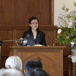 説教 「一つとなるために」 南名古屋教会 山川明美牧師
