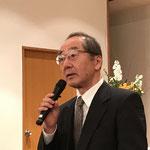 小林洋一先生(西南学院大学名誉教授[旧約学]) 講演 「旧約聖書における戦争と平和」①