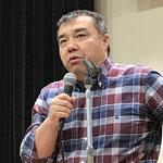 講演:上智大学教養学部長・教授・中野晃一先生