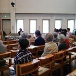 三島教会のペンテコステ礼拝