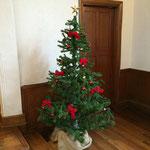 ご存じ、クリスマスツリー