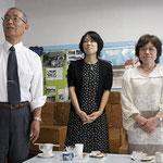 松本蟻ケ崎教会 川井牧師と教会員