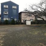 ④駐車スペース 2013年春まで幼稚園の園庭として使用していたところ