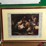 キリスト誕生の情景を描いた絵