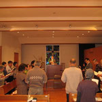 ④開会礼拝の司会・説教は、伊藤勝彦先生(浜松教会牧師・西関東連合会長)。