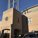 日本基督教団静岡草深教会 前景