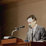 開会礼拝 伊藤勝彦先生(浜松教会牧師・西関東地方連合会長)