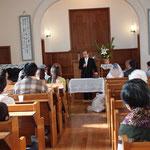 結婚式⑤ 式辞「結婚の祝福」 ヨハネ2章1~11節