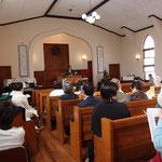 牧師によるクリスマスメッセージ 内容は礼拝説教のページで動画をご覧ください。