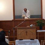 バプテスマ式②