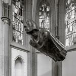 »Der Schwebende« von Ernst Barlach