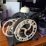 OCTAVUS - singolare CONTAMINUTI DA CUCINA con movimento azionato da un peso - tempo impostabile da 1 a 60 minuti