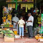 Einkaufen und Sightseeing in Colombo