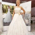 A-linie Brautkleid für die Romantische verspielte Braut