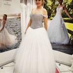Prinzessinnen Kleid, ein Wintertraum, erhältlich in Gr38-40